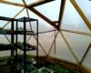 Купольная теплица Березка 22 кв.м.
