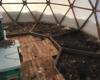 Купольная теплица Клен 30 кв.м.