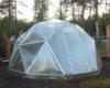 Навес купольный для бассейна диаметр 5м.