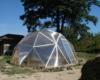 Навес купольный для бассейна д. 5 метров